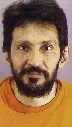 Reza Eslaminia - preso