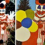 Palhaço Assassino: pinturas do serial killer John Wayne Gacy vão a leilão na Inglaterra