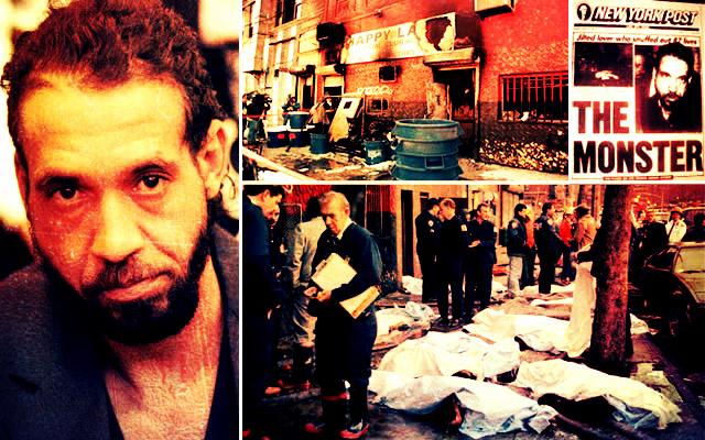 Julio Gonzalez - assassino em massa