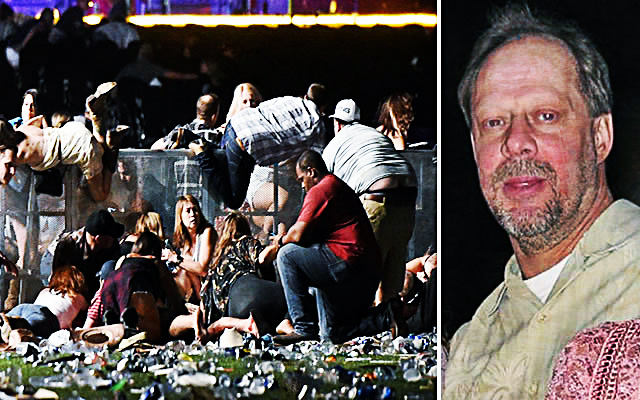 Stephen Paddock - assassinos em massa