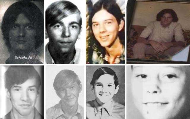 Vítimas de Dean Corll