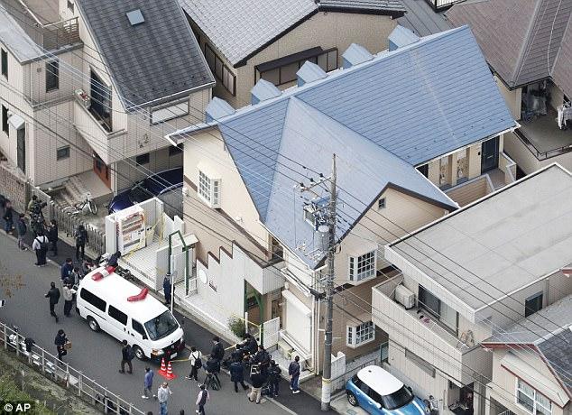 Casa serial killer japão - Takahiro Shiraishi