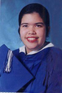 Dora Almoteser Delvalle, 19, foi assassinada em Dezembro de 2000. Foto: New York Daily News.