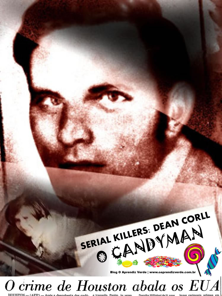 Serial Killers - Dean Corll - Capa