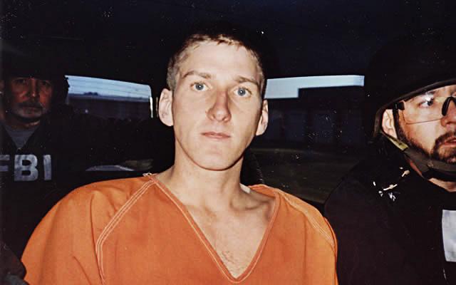 Timothy McVeigh - assassino em massa