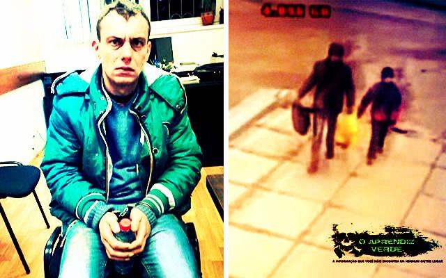 Alexander Georgeievskiy - 101 Crimes Notórios e Horripilantes de 2017