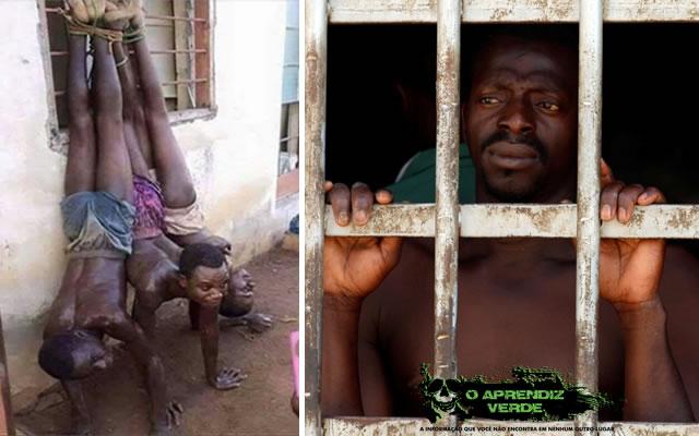 Escravos na Líbia - 101 Crimes Notórios e Horripilantes de 2017