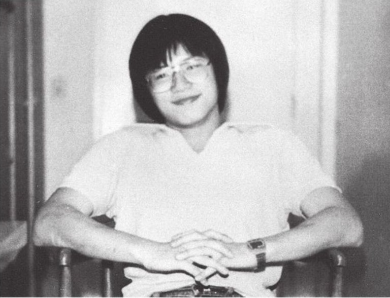 O adolescente Charles Ng. Foto: Die for Me: The Terrifying True Story of the Charles Ng & Leonard Lake Torture Murders.