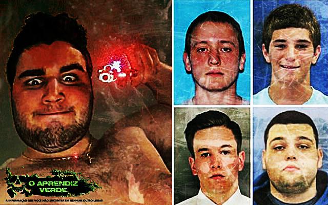 Cosmo Dinardo - 101 Crimes Notórios e Horripilantes de 2017