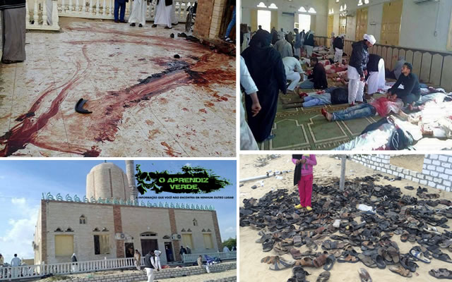 Egito Mesquita - 101 Crimes Notórios e Horripilantes de 2017