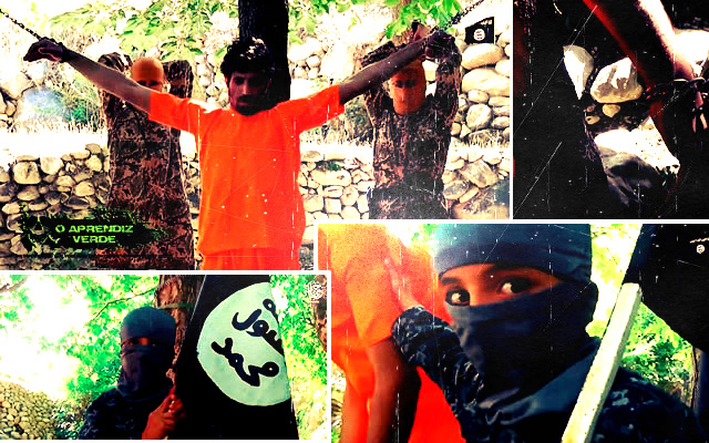 Estado Islâmico - 101 Crimes Notórios e Horripilantes de 2017