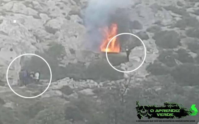 Incêndio na Caverna - 101 Crimes Notórios e Horripilantes de 2017