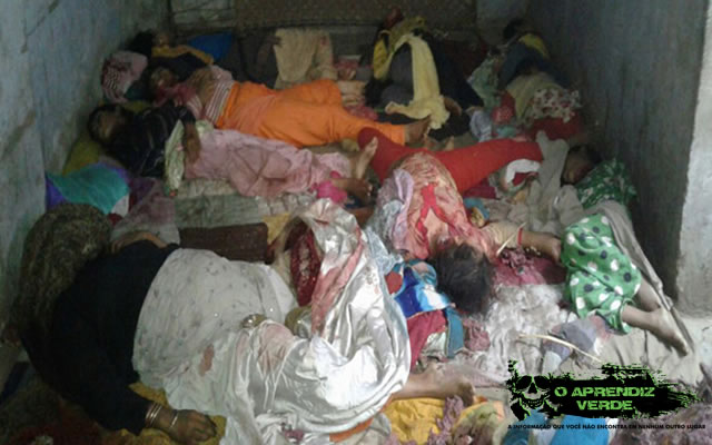 Jamaludeen - 101 Crimes Notórios e horripilantes de 2017