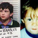 DE NOVO: criança assassina, Jon Venables, é preso na Inglaterra