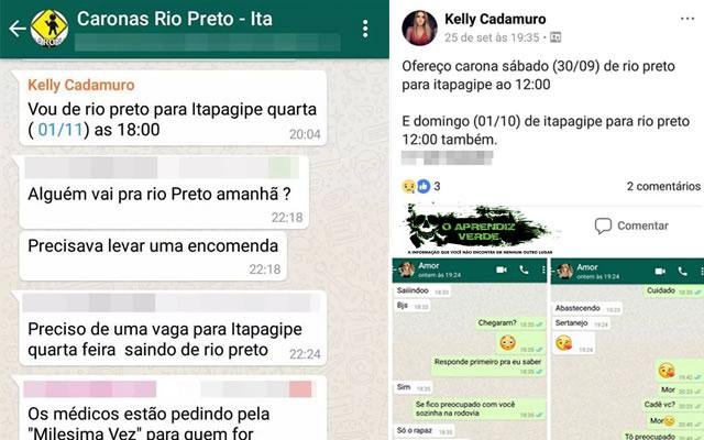 Kelly Cristina Cadamuro - 101 Crimes Notórios e Horripilantes de 2017