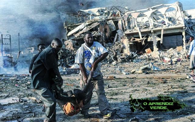Mogadishu - 101 Crimes Notórios e Horripilantes de 2017