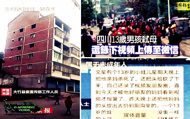 Monstrinho Chinês - 101 Crimes Notórios e Horripilantes de 2017