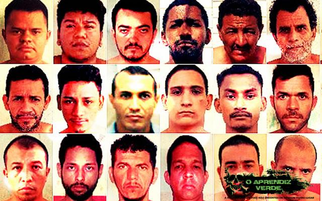 Monte Cristo - 101 Crimes Notórios e horripilantes de 2017