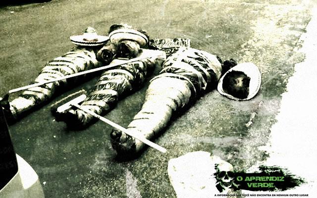 Narcosatânicos - 101 Crimes Notórios e Horripilantes de 2017