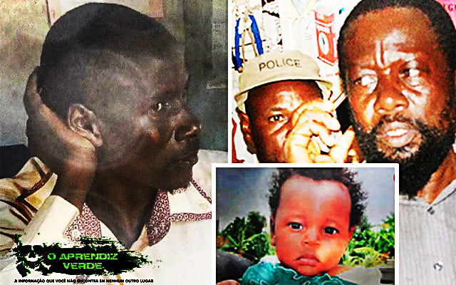 Sacrifício em Uganda - 101 Crimes Notórios e Horripilantes de 2017