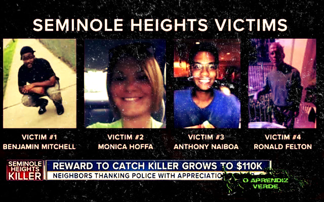 Seminole Heights - 101 Crimes Notórios e Horripilantes de 2017