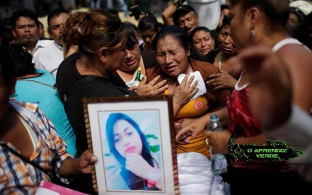 Siona Hernandeza - 101 Crimes Notórios e Horripilantes de 2017