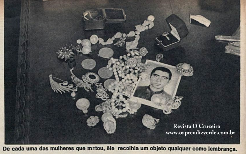 Revista O Cruzeiro. Edição 0044. 1970.