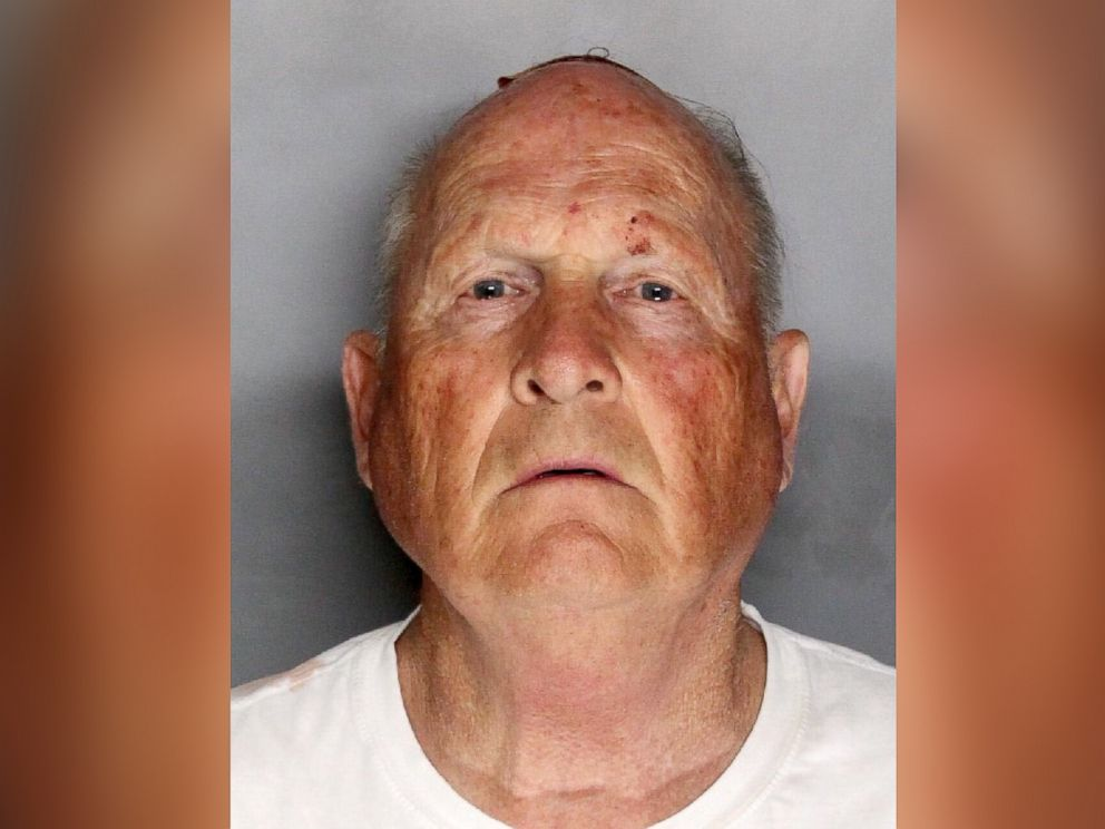 Joseph James DeAngelo, em foto publicada pelo Escritório do Xerife do Condado de Sacramento.