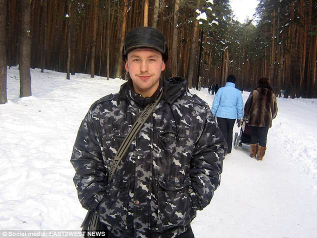 Alexey Falkin.
