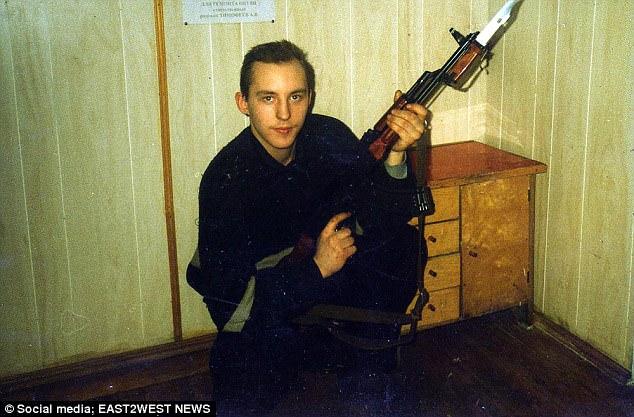 Maníaco estripador: a onda de crimes horrendos de Alexey Falkin teve o seu fim em abril de 2018.