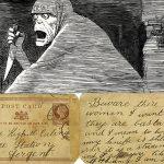 Jack, o Estripador: cartão-postal enviado pelo serial killer é leiloado por 130 mil reais