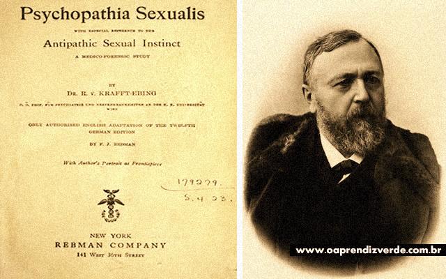 Psychopathia Sexualis - O Alienista