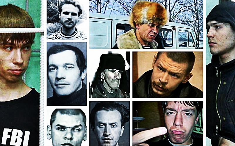 21 serial killers da Rússia - capa
