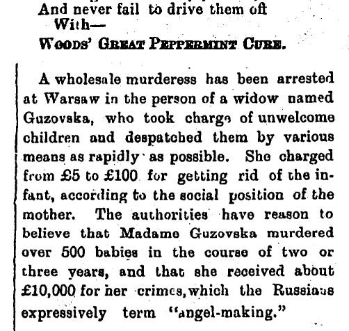 Única fonte sobre o caso, o jornal neozelandês The Bruce Herald nem mesmo deu um título à notícia, muito menos citou de onde veio a informação.