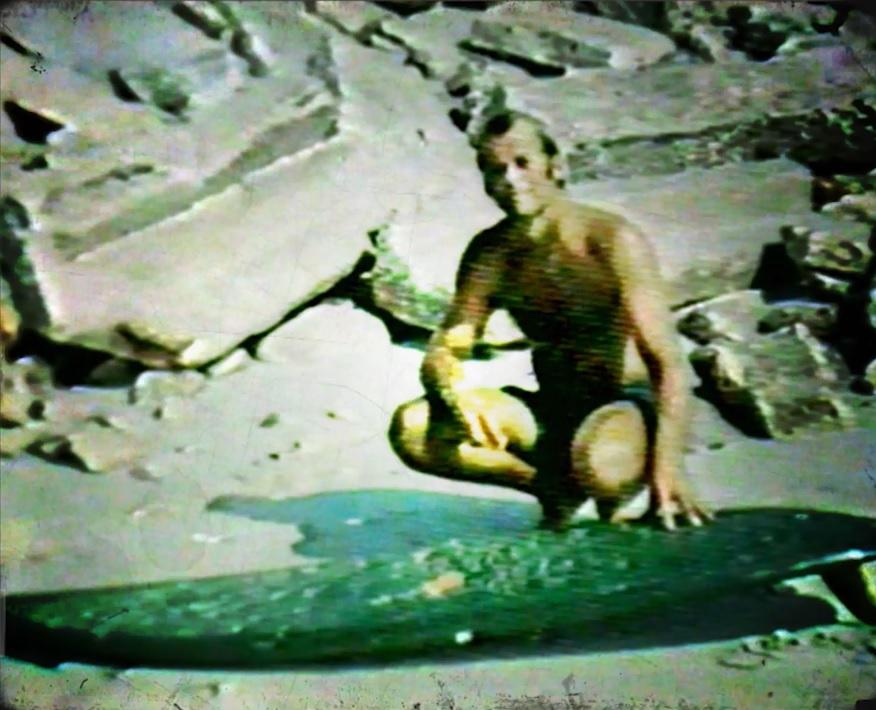 O jovem surfista Christopher Wilder em foto com data desconhecida. Foto: Sunday Night.