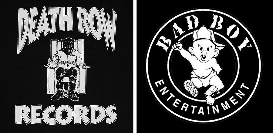 Death Row vs. Bad Boy