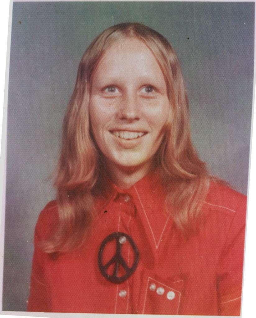 A estudante Inez Deaton foi brutalmente assassinada em 1979 por Danny Bible. Foto: Steve Campbell.
