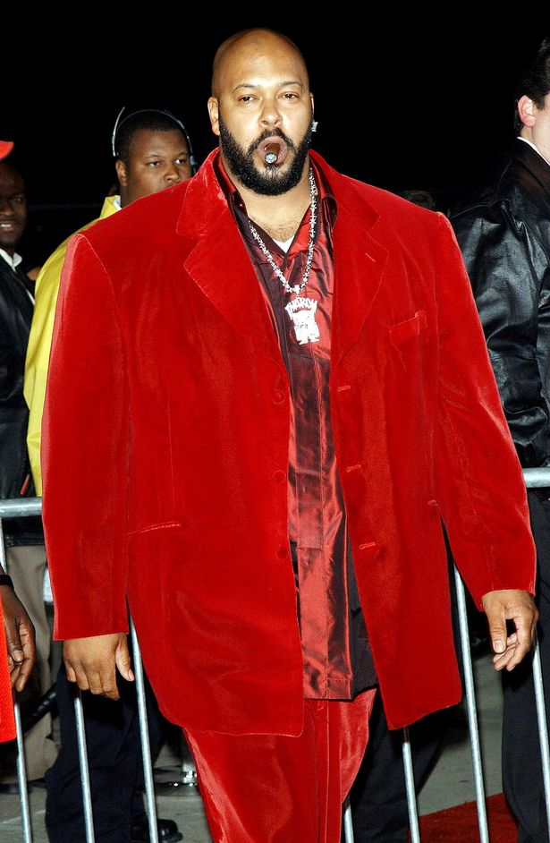 Suge Knight. Foto: Rex Features.