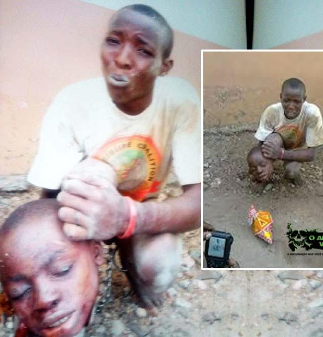 Feiticeiros Nigeria