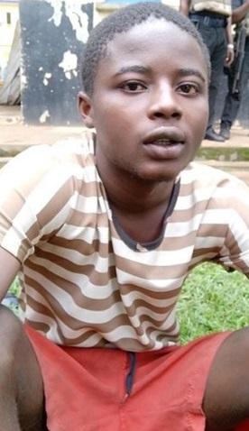 Samuel Akpobome Emobor - 101 Crimes Notórios e Horripilantes de 2018