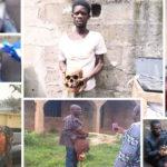 Crimes Notórios e Horripilantes do Ano: Crimes de feiticeiros na África – as imagens de cada ano