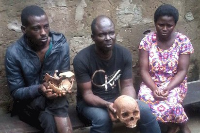Feiticeiros Nigerianos