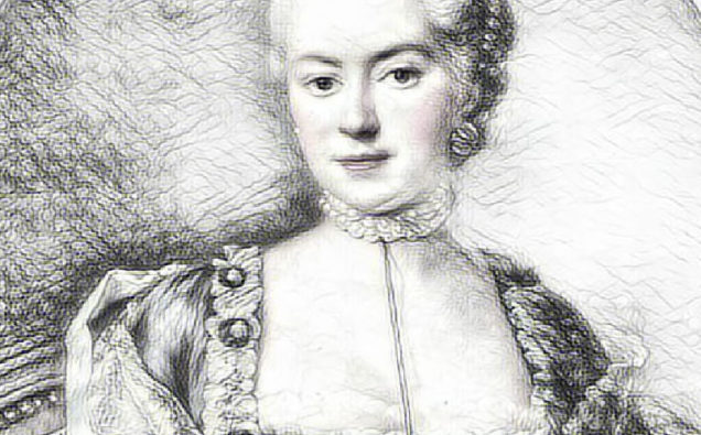 Darya Saltykova - Topo