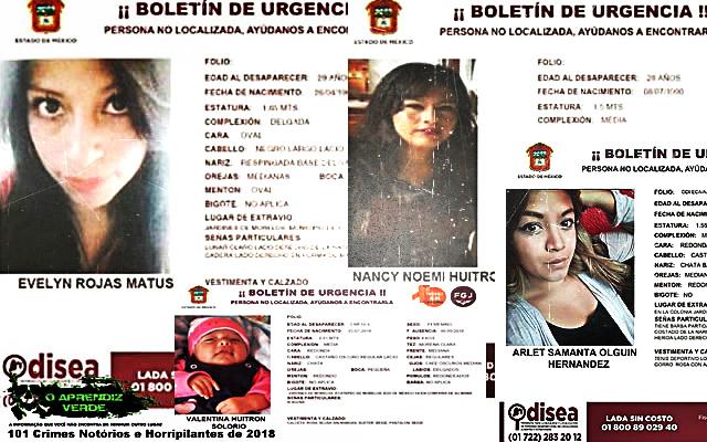 Juan Carlos - 101 Crimes Notórios e Horripilantes de 2018