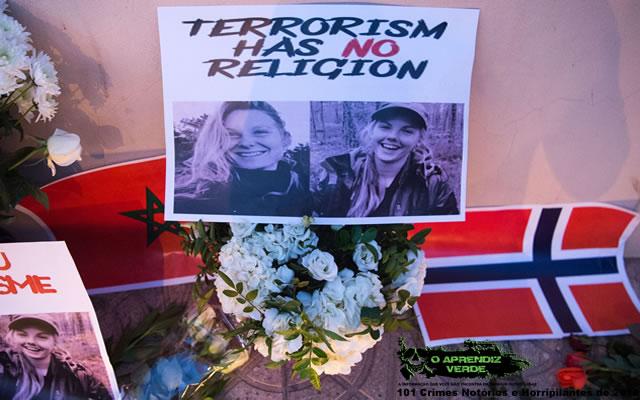 Louisa Vesterager Jespersen - 101 Crimes Notórios e Horripilantes de 2018