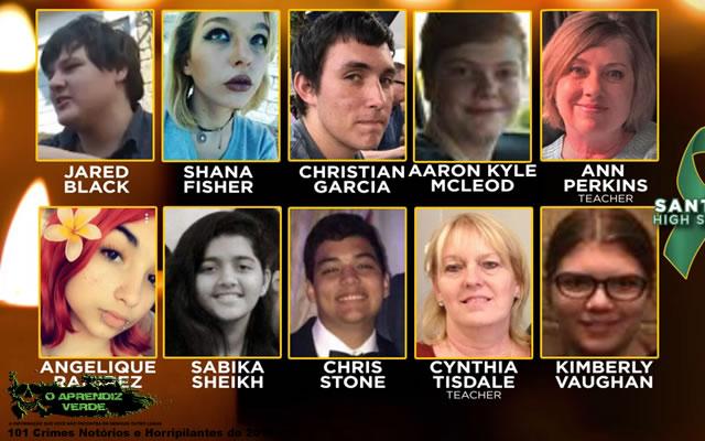 Massacre em Santa Fe - 101 Crimes Notórios e Horripilantes de 2018
