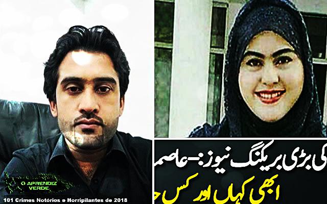 Mujahid Ullah Afridi - 101 Crimes Notórios e Horripilantes de 2018