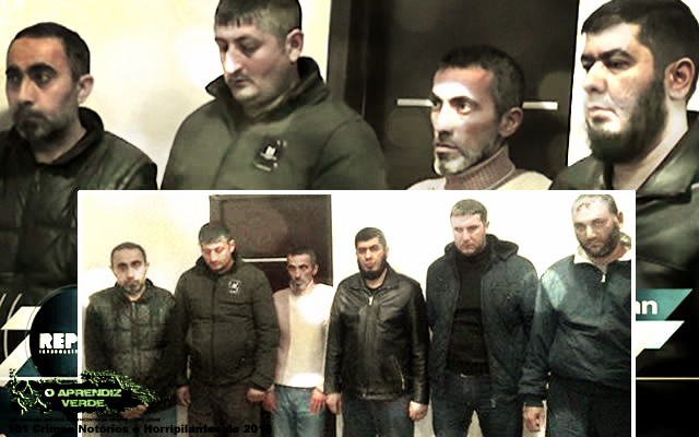 Murad Soltanov - 101 Crimes Notórios e Horripilantes de 2018