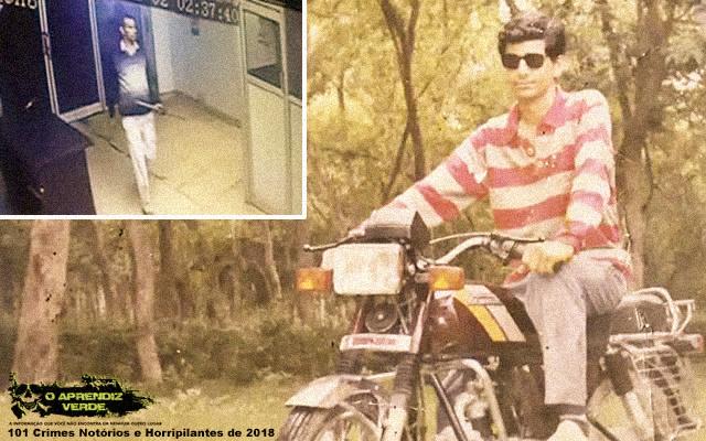 Naresh Dhankar - 101 Crimes Notórios e Horripilantes de 2018