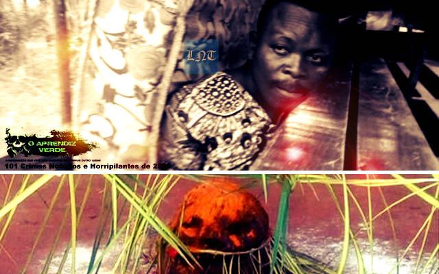 Victorin Avagbo - 101 Crimes Notórios e Horripilantes de 2018